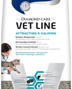 Biokat's kattenbakvulling diamond care vet line attracting & calming
