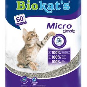 Biokat's kattenbakvulling micro classic