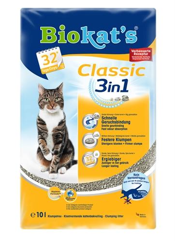 Biokat's kattenbakvulling classic