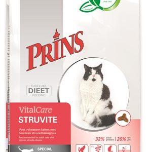 Prins cat vital care struvite
