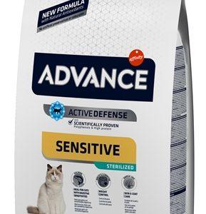 Advance cat sensitive sterilized salmon