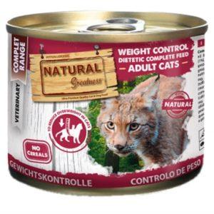 Natural greatness cat weight control dietetic junior / adult