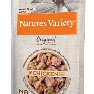 Natures variety original mini chicken