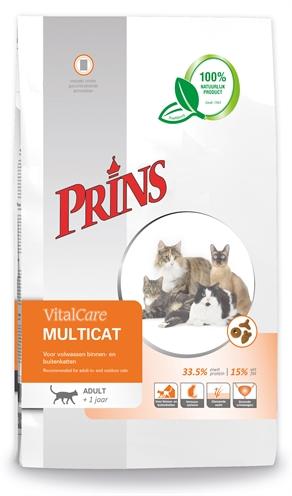 Prins cat vital care multicat
